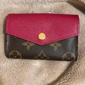 AUTHENTIC Louis Vuitton Sarah Multicartes
